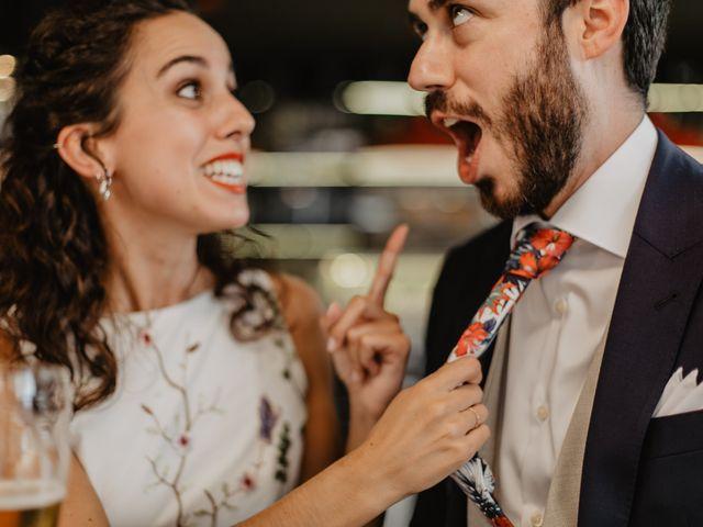 La boda de Inés y Rafa