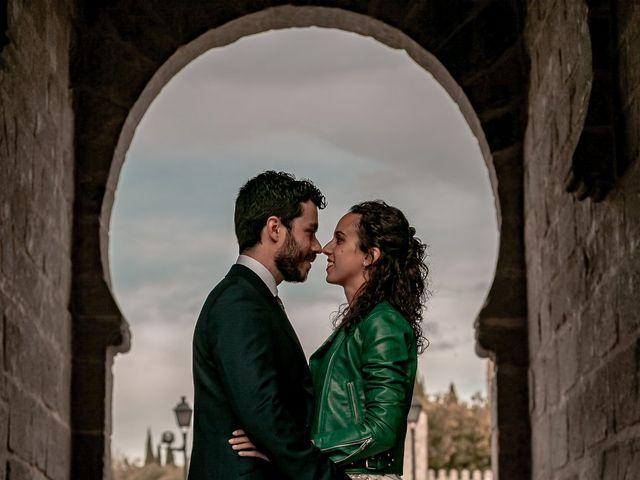 La boda de Rafa y Inés en Toledo, Toledo 100