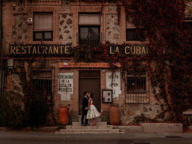 La boda de Rafa y Inés en Toledo, Toledo 80