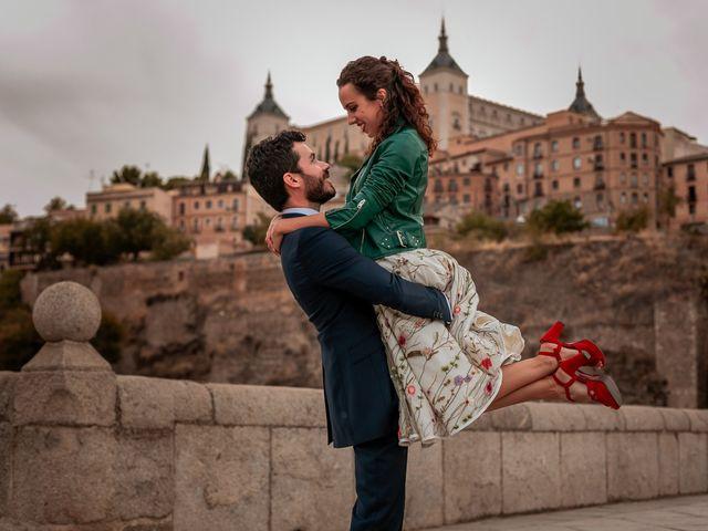 La boda de Rafa y Inés en Toledo, Toledo 101