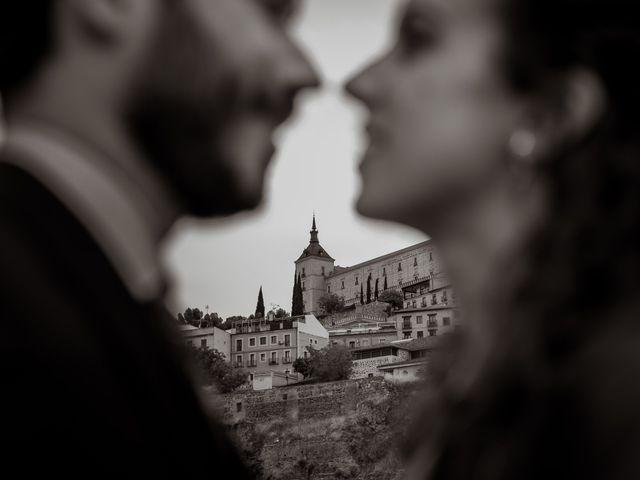 La boda de Rafa y Inés en Toledo, Toledo 102
