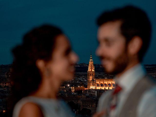 La boda de Rafa y Inés en Toledo, Toledo 89