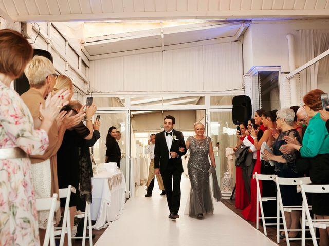 La boda de Dani y Mapi en Valencia, Valencia 29