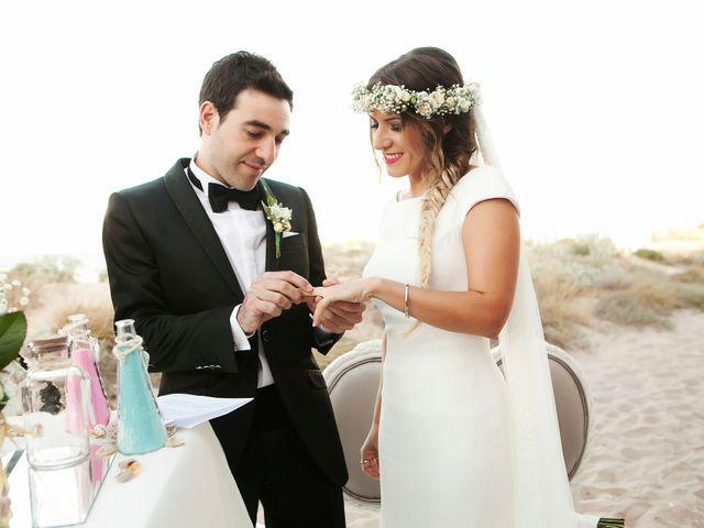 La boda de Mapi y Dani