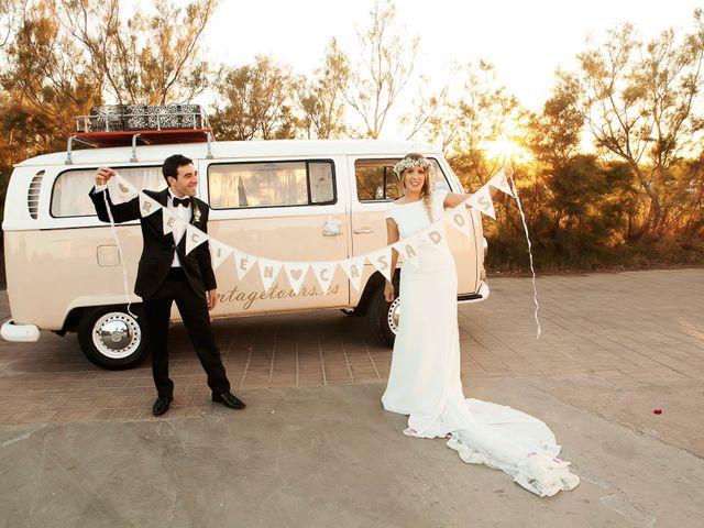 La boda de Dani y Mapi en Valencia, Valencia 35