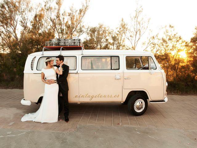 La boda de Dani y Mapi en Valencia, Valencia 36