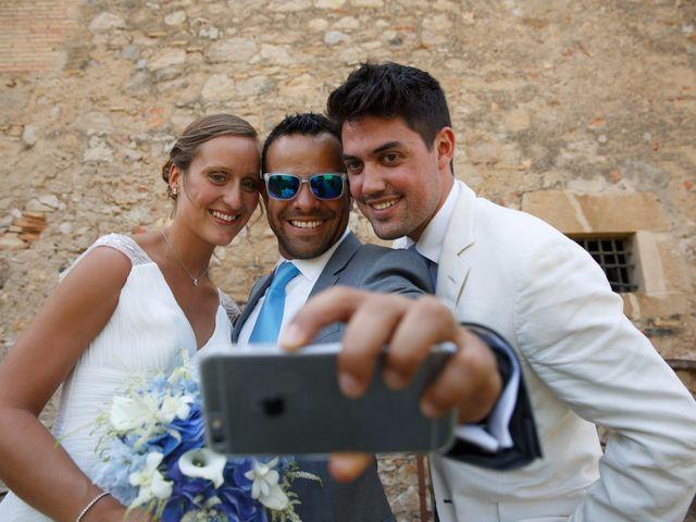 La boda de Sofi y Fran