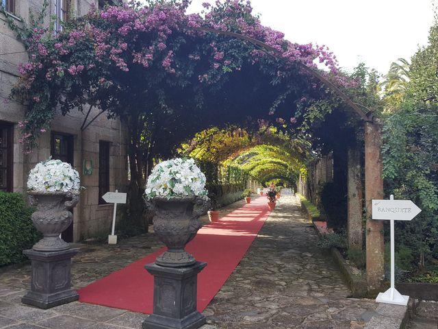 La boda de Eva y Adrián en Redondela, Pontevedra 2