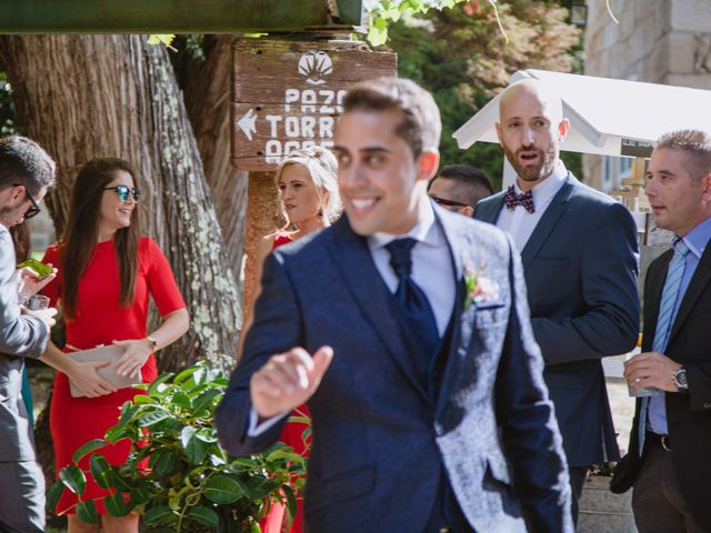 La boda de Eva y Adrián en Redondela, Pontevedra 3