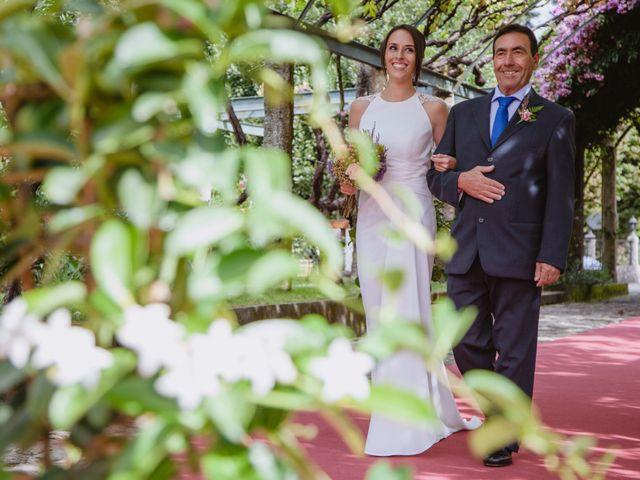 La boda de Eva y Adrián en Redondela, Pontevedra 5