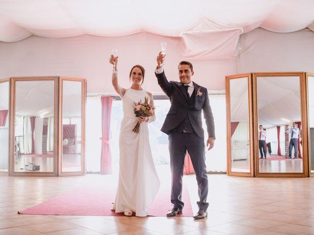 La boda de Adrián y Eva
