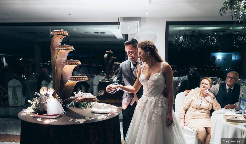La boda de Rosy y David en Alginet, Valencia