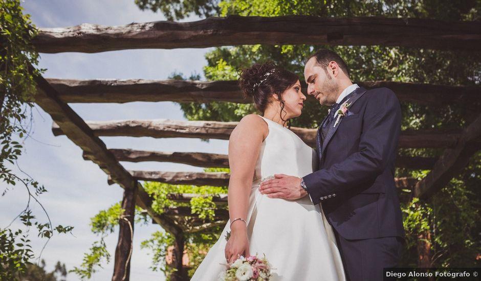La boda de Jose y Adriana en A Estrada, Pontevedra