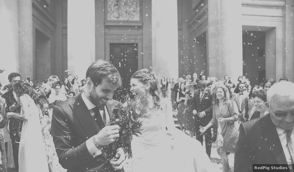 La boda de Sergio y Victoria en Pamplona, Navarra