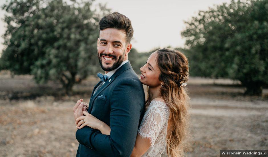 La boda de Ruben y Meritxell en Reus, Tarragona