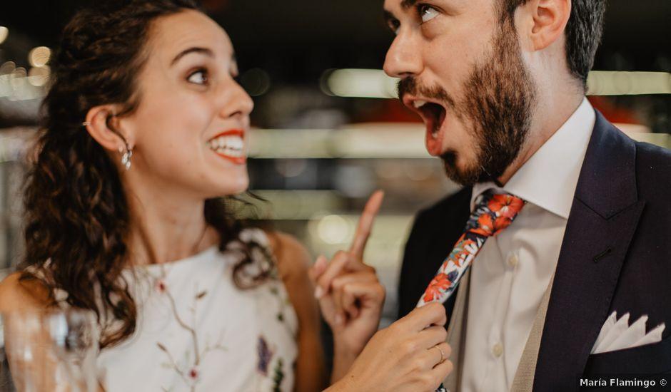 La boda de Rafa y Inés en Toledo, Toledo