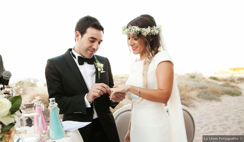 La boda de Dani y Mapi en Valencia, Valencia