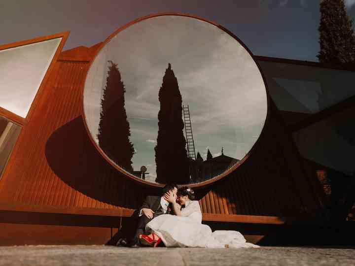 La boda de Noelia y Carlos