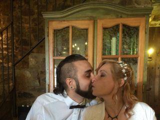 La boda de Brigitte y Xavy