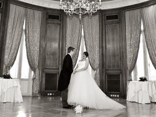 La boda de Mirian y Alex