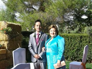 La boda de Rocío y Dany 2
