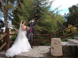 La boda de Rocío y Dany