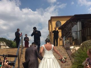 La boda de Sandra y Eric 1