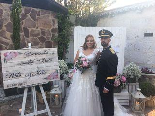 La boda de Noelia  y Pablo