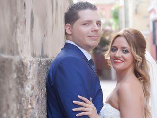 La boda de Duvi y Fran