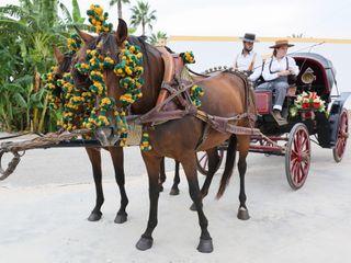 La boda de Noemí y Juan Carlos 1