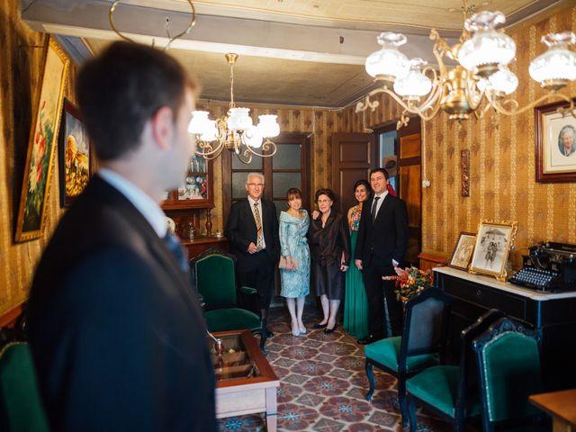 La boda de Pablo y Rocio en Medina De Rioseco, Valladolid 10