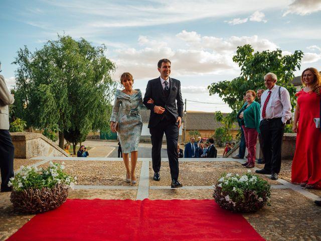 La boda de Pablo y Rocio en Medina De Rioseco, Valladolid 29