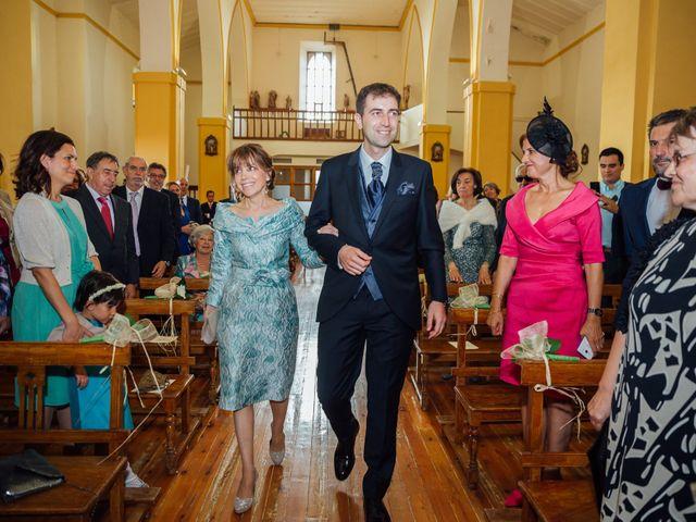 La boda de Pablo y Rocio en Medina De Rioseco, Valladolid 30