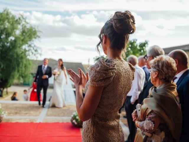 La boda de Pablo y Rocio en Medina De Rioseco, Valladolid 33