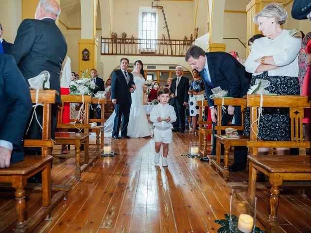 La boda de Pablo y Rocio en Medina De Rioseco, Valladolid 34