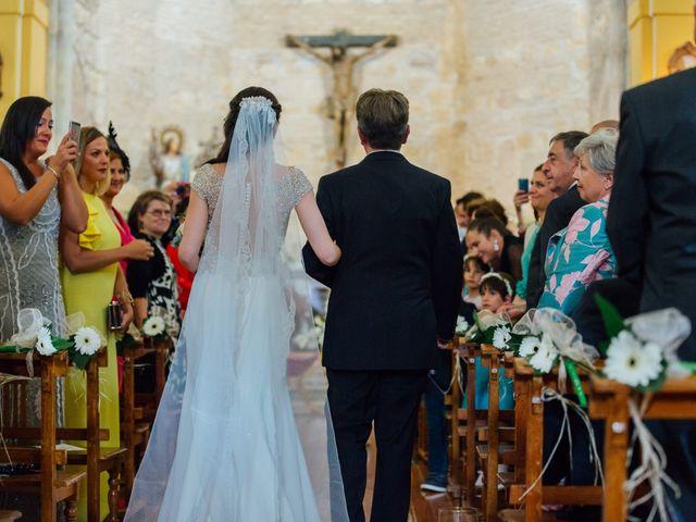 La boda de Pablo y Rocio en Medina De Rioseco, Valladolid 35