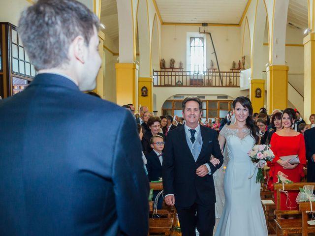 La boda de Pablo y Rocio en Medina De Rioseco, Valladolid 36
