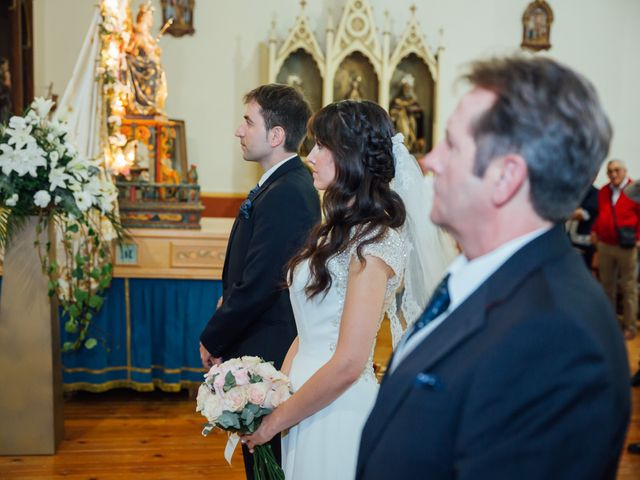 La boda de Pablo y Rocio en Medina De Rioseco, Valladolid 37