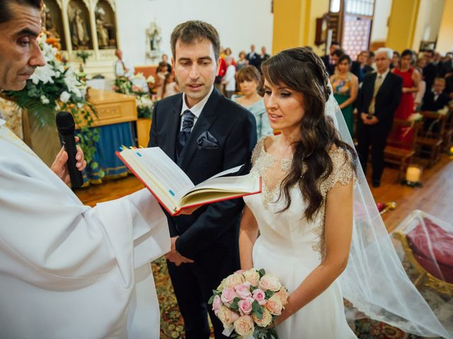 La boda de Pablo y Rocio en Medina De Rioseco, Valladolid 39