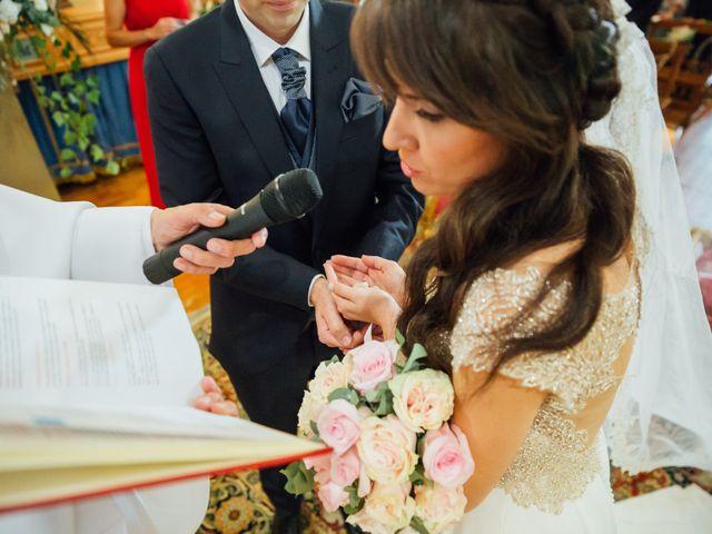 La boda de Pablo y Rocio en Medina De Rioseco, Valladolid 41