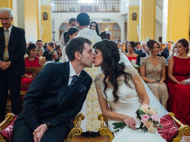 La boda de Pablo y Rocio en Medina De Rioseco, Valladolid 44
