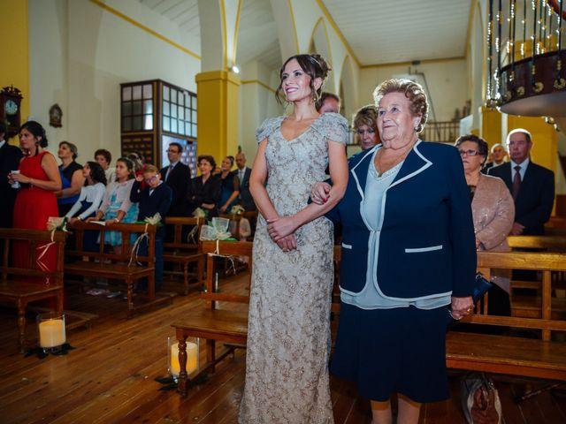 La boda de Pablo y Rocio en Medina De Rioseco, Valladolid 45