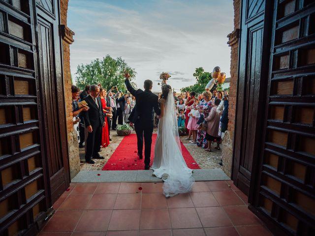 La boda de Pablo y Rocio en Medina De Rioseco, Valladolid 48