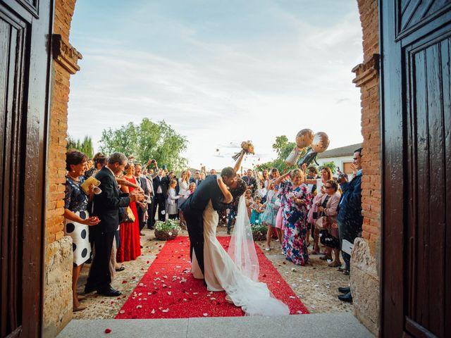 La boda de Pablo y Rocio en Medina De Rioseco, Valladolid 49