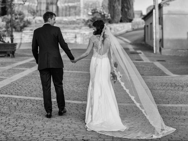 La boda de Pablo y Rocio en Medina De Rioseco, Valladolid 54
