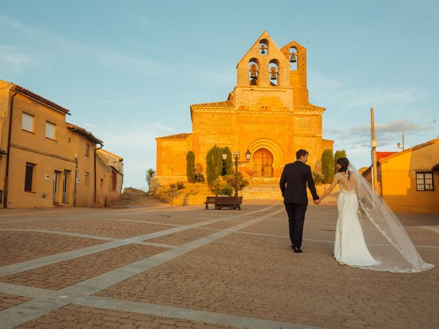 La boda de Pablo y Rocio en Medina De Rioseco, Valladolid 55