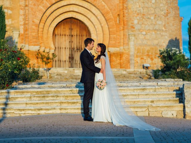 La boda de Pablo y Rocio en Medina De Rioseco, Valladolid 56