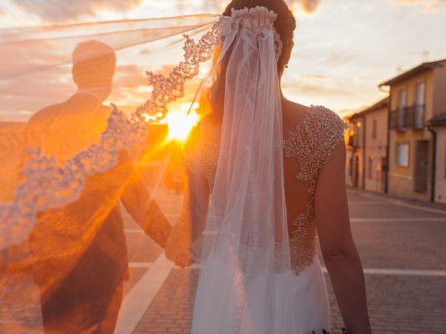 La boda de Pablo y Rocio en Medina De Rioseco, Valladolid 1