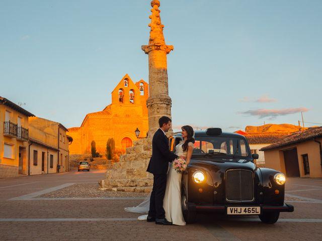 La boda de Pablo y Rocio en Medina De Rioseco, Valladolid 61