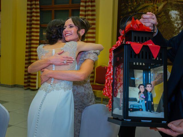 La boda de Pablo y Rocio en Medina De Rioseco, Valladolid 75